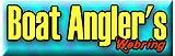 BOAT ANGLER'S-WEBRING